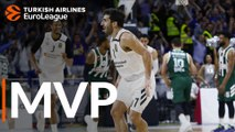 Turkish Airlines EuroLeague MVP for April: Facundo Campazzo, Real Madrid