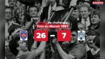 Les confrontations historiques entre le FC Grenoble et le SU Agen