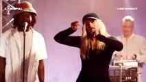 """Gwen Stefani / Camelia Jordana - """"Rich Girl"""" (live)   Lomepal Le Vérité Show"""
