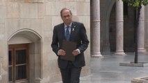 Torra declarará el 15 de mayo ante el TSJC por presunta desobediencia