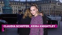 PHOTOS. Vanessa Paradis, Lily-Rose Depp, Claudia Schiffer... les égéries Chanel réunies le temps d'une soirée