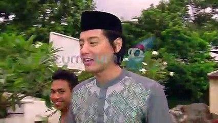 Antusias Roger Danuarta Menyambut Ramadan Didukung Cut Meyriska