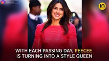 Priyanka Chopra Jonas' sparkling feather bag ain't light when it comes to the price tag
