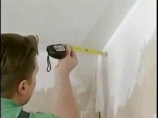 Visionnez les Cours Vidéo de Pr�parer la pose d'un voile de verre - Cours de bricolage