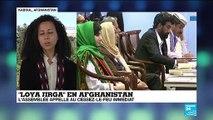 """""""Loya jirga"""" en Afghanistan : l'assemblée appelle au cessez-le-feu immédiat"""