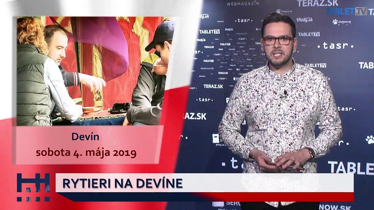 POĎ VON: Račianske hody, Rytieri na Devíne a Bratislavský majáles