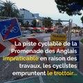 Brouille entre cyclistes et piétons sur la Prom', Plus de pub à Cannes, Charles Leclerc: voici votre brief info de ce vendredi après-midi