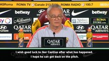Ranieri wishes Casillas good luck