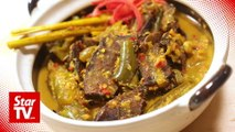 Retro Recipe: Gulai daging salai cili api
