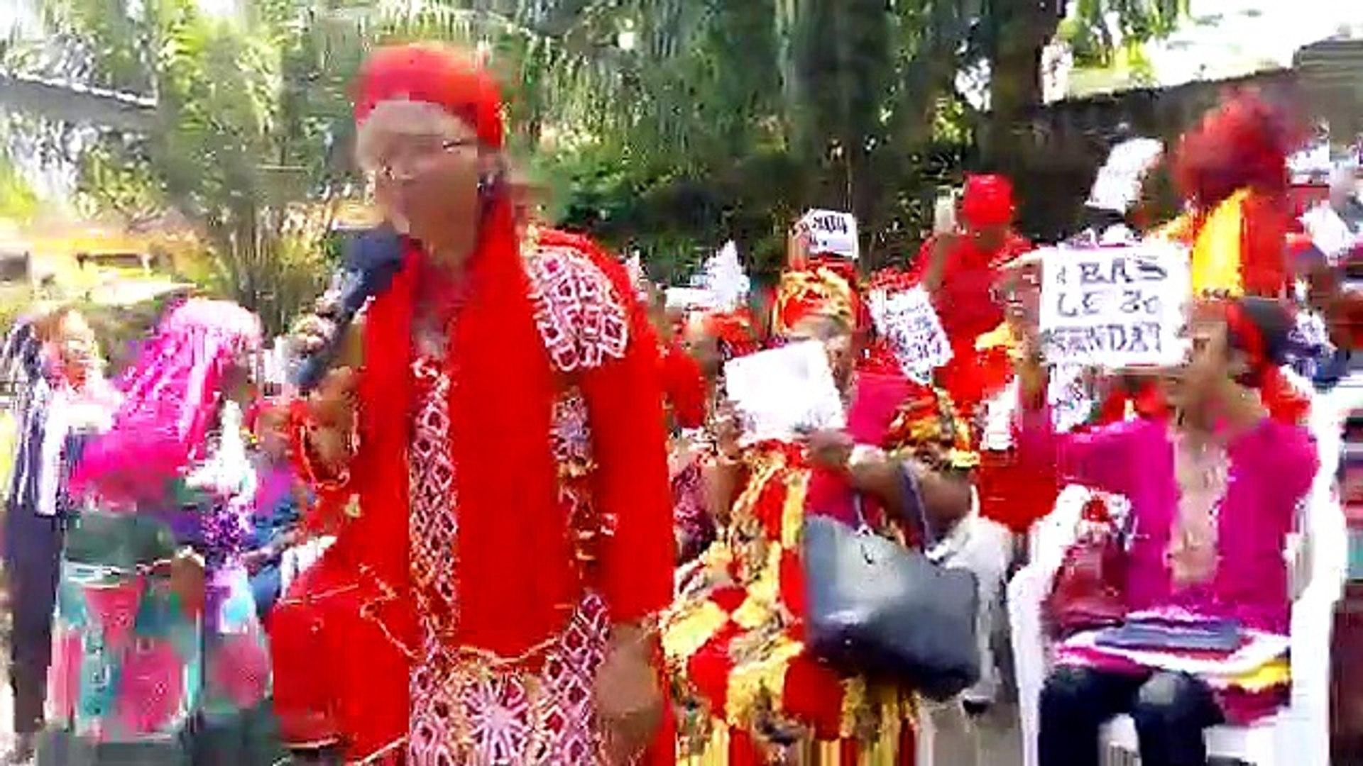 Des femmes rejoignent le front contre le 3e mandat d'Alpha Condé