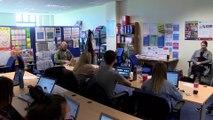 Apprentices At Sgil Cymru!