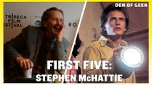Can Stephen McHattie Name His First Five Credits on IMDB?