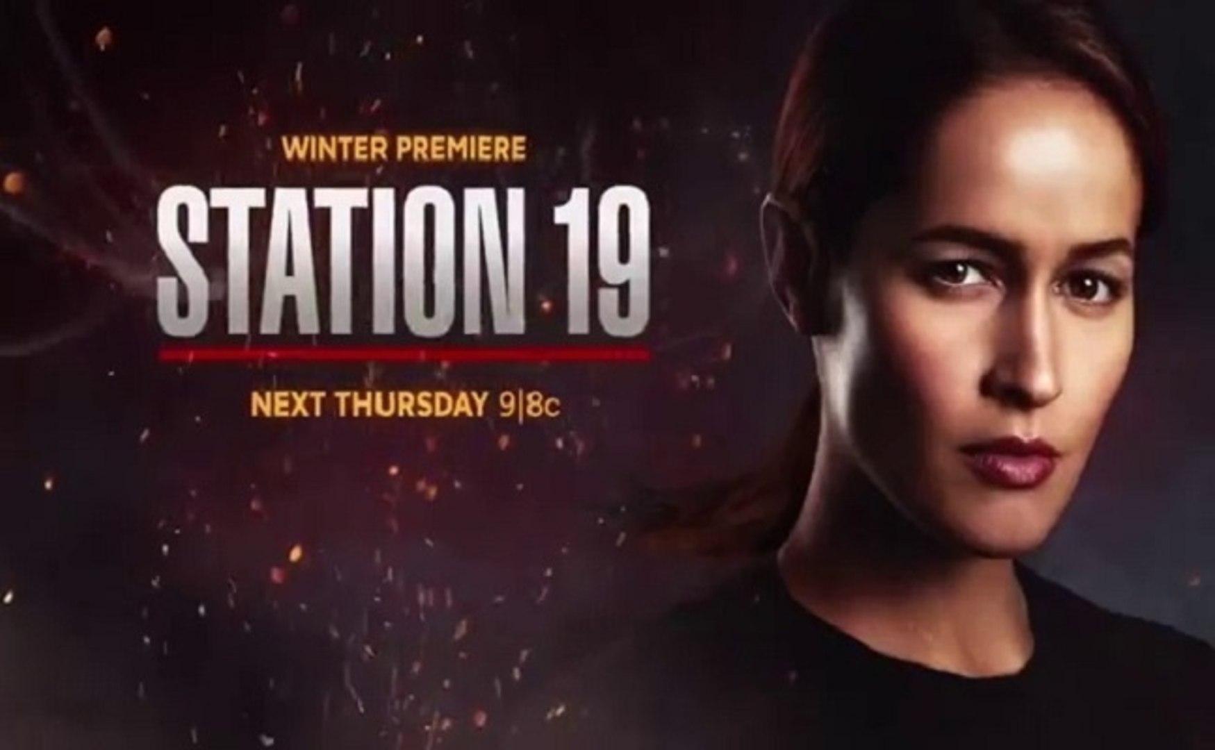 Station 19 - Promo 2x16