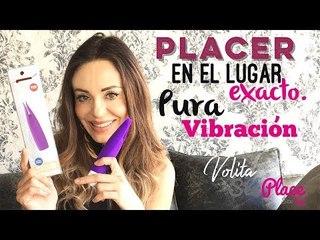 Placer en el lugar exacto. Pura vibración con Volita de Sexplace.mx y sexplace.pro