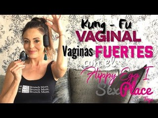 Hago kung fu vaginal con el Intense Flippy Egg I de SexPlace.mx y SexPlace.pro