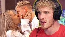 Logan Paul Reacts To Jake Paul Dating Tana Mongeau In New Video