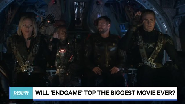 Can 'Endgame' Top the Biggest Movie Ever?