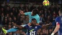 LIGUE 1 : Match nul (1-1) entre le Racing Club de Strasbourg et l'Olympique de Marseille