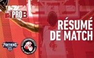 PRO B : Poitiers vs Nancy (J30)