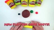 Make Your Own Christmas Play Doh Santa Claus, Christmas Pudding & Christmas Present |  Crafty Kids