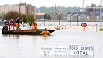 U.S. Coast Guard Closes Mississippi River Shipping Due To Flooding