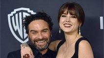 Johnny Galecki Expecting First Child With Young Girlfriend