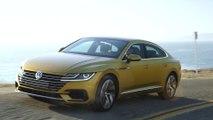 2019 Volkswagen Arteon SEL R-Line 4Motion Driving Video