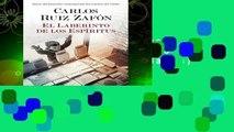 El Laberinto de Los Espiritus (Cementerio de los Libros Olvidados)  Best Sellers Rank : #3