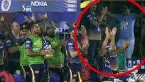 KXIP vs KKR, IPL 2019: Shubman Gill father bhangra in Mohali, Shah Rukh Khan, Kolkata Knight Riders