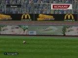 PES Ligue 2008 - Amical - Inter Milan/Real Madrid