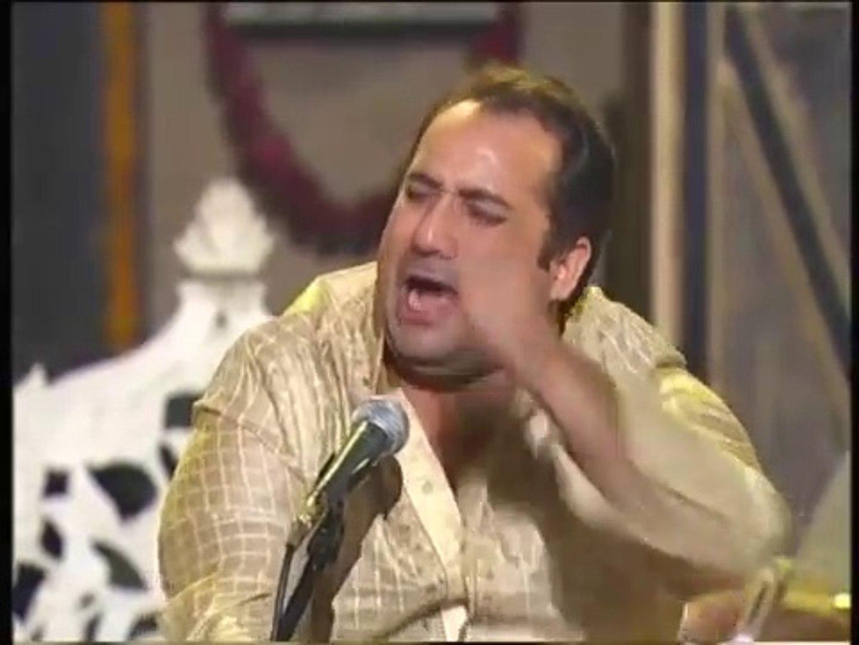 Rahat Fateh Ali Khan Dard Se Tujh Ko Mere Hai Bekarari Rahat Fateh Ali Khan