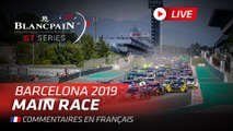 LIVE - MISANO - ITALY - BLANCPAIN GT WORLD CHALLENGE   - FRENCH  LANGUAGE