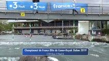 Championnat de France Elite Slalom 2019   Course 4 - Finale A - C1 dame