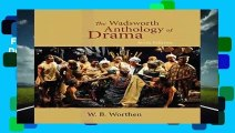 Full version  The Wadsworth Anthology of Drama  Best Sellers Rank : #3
