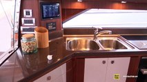 2019 Belize 54 DayBridge Yacht - Deck and Interior Walkaround - 2018 Fort Lauderdale Boat Show