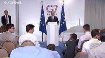 دونالد توسك: الاتحاد الأوروبي سيرد بالمثل على رسوم واشنطن الجمركية