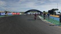 Le circuit Bugatti en découverte pour les 24 Heures Vélo