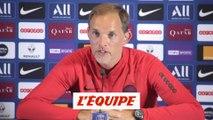Tuchel «Quelque fois, c'est mieux de perdre» - Foot - L1 - PSG