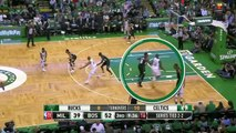 NBA Playoffs 2018 - Milwaukee Bucks vs Boston Celtics  EC R1 G5  April 24,  2018