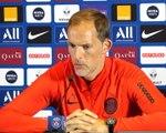 "FOOTBALL : Ligue 1 : PSG - Tuchel : ""Neymar s'entraîne bien mais..."""