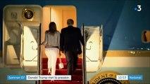 Sommet du G7 : Donald Trump est arrivé à Biarritz