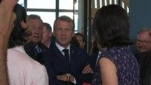 Vertice G7, Macron e Trump arrivati a Biarritz