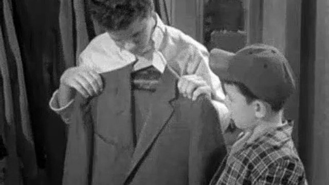 Leave It To Beaver Season 2 Episode 10 Wally's New Suit