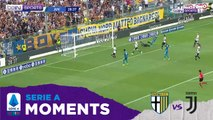 Serie A 19/20 Moments: Missed chance by Juventus and Cristiano Ronaldo vs Parma