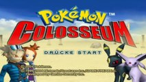 #001 | Lets Play Pokémon Colosseum | German | Deutsch
