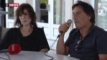 Festival d'Angoulême : Yvan Attal, Charlotte Gainsbourg et Sandrine Bonnaire