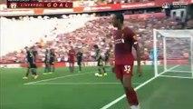 Joel Matip Goal - Liverpool vs Arsenal 1-0 24/08/2019
