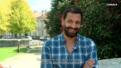 La séance cinéma de l'acteur Mehdi Nebbou