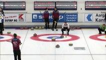 World Curling Tour, Baden Masters 2019 , Team De Cruz vs Team Paterson (SCO), Quarterfinal