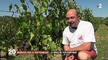 Vin français : le bras de fer continue avec les États-Unis